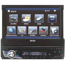 Marshal ME-1812 AV Car Multimedia with Bluetooth